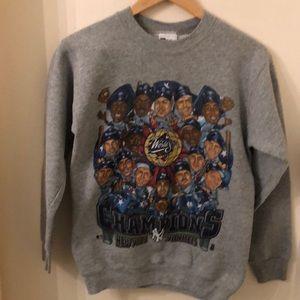 Other - NY Yankees World Series 1998 Sweatshirt
